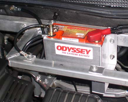 Removed The Original Insight Battery Box Pieces Can Be Seen On Http Www Katiekat Vehicles Insigh Gparts Jpg Installation