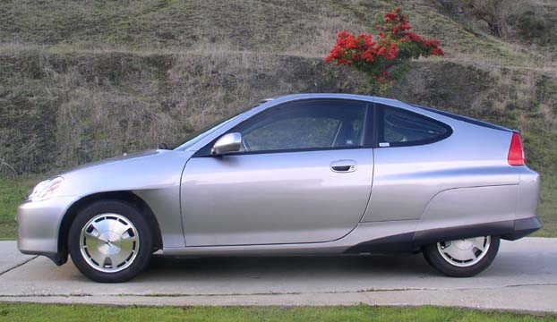 2002 Honda Insight Hybrid